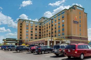 洛根國際機場凱富套房飯店 Comfort Inn & Suites Logan International Airport
