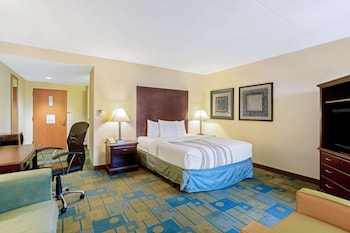 Deluxe Suite, 1 Queen Bed, Accessible, View (Mobility/Hearing Impaired Accessible)