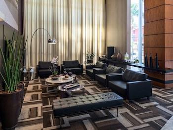 貝洛哈里桑塔薩瓦西美居飯店 Mercure Belo Horizonte Savassi Hotel