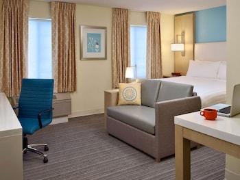 伯靈頓索那斯塔 ES 套房飯店 Sonesta ES Suites Burlington Boston