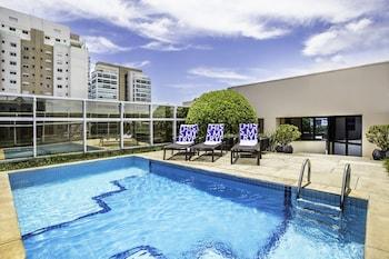 特里普聖保羅塔圖阿普飯店 TRYP Sao Paulo Tatuape Hotel