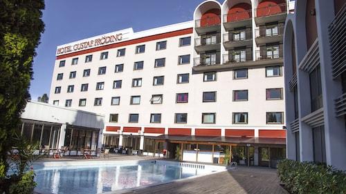 . Best Western Gustaf Fröding Hotel & Konferens