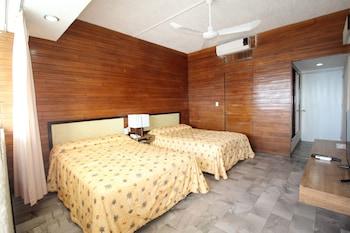 Standard Oda, 2 Çift Kişilik Yatak, Okyanus Manzaralı