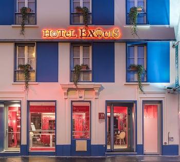 Hotel - Hôtel Exquis by Elegancia