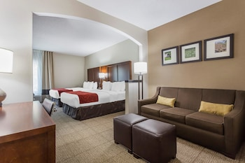 Hotel - Comfort Suites Salisbury I-85