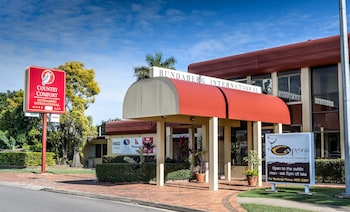 班德堡國際汽車旅館 Bundaberg International Motor Inn