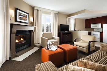 Suite, 2 Bedrooms, Fireplace