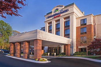 Hotel - SpringHill Suites by Marriott Charlotte Univ. Research Park