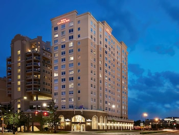 夏洛特住宅區希爾頓花園飯店 Hilton Garden Inn Charlotte Uptown