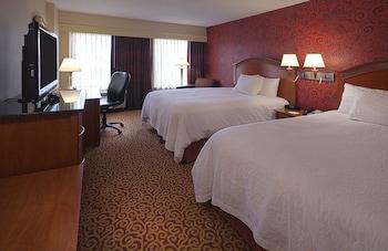 Oda, Sigara İçilmez (1 Queen And 1 Double Bed)