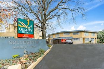 Hotel - Quality Inn Collegiate