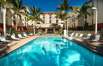 佛羅里達薩尼貝爾公路梅爾堡海灘歡朋套房飯店 Hampton Inn & Suites Fort Myers Beach/Sanibel Gateway, FL