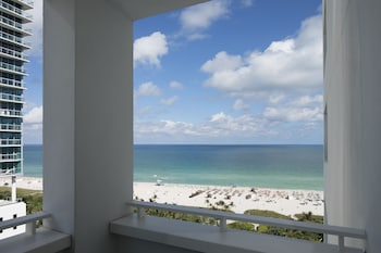 Room, Partial Ocean View, Balcony