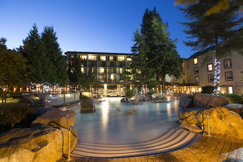 . Harrison Hot Springs Resort and Spa