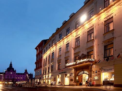 . Erzherzog Johann Palais Hotel