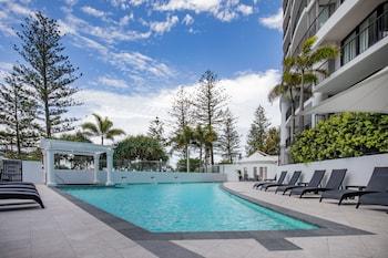 庫倫加塔海灘曼特拉飯店 Mantra Coolangatta Beach