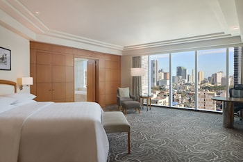 Pan Pacific Manila Room