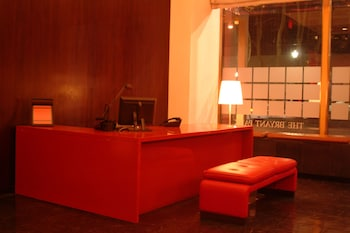 Concierge Desk at The Bryant Park Hotel in New York