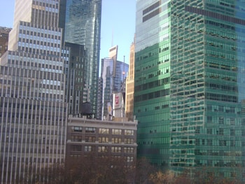 City View at The Bryant Park Hotel in New York