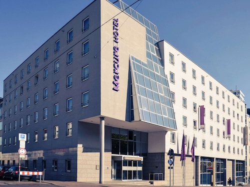 . Mercure Hotel Stuttgart City Center