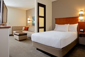 夏洛特城市公園凱悅酒店 Hyatt Place Charlotte Airport/Lake Pointe