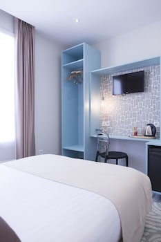 Double Room, 2 Bedrooms (connecting rooms)