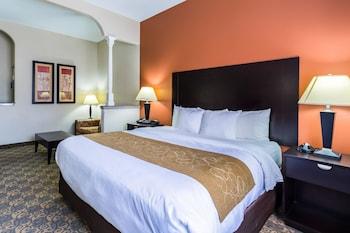 Hotel - Comfort Suites Westchase