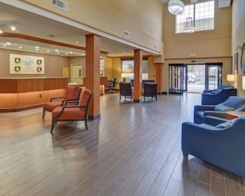 羅阿諾克-北沃斯堡凱富全套房飯店 Comfort Suites Roanoke - Fort Worth North
