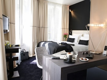 Deluxe Room (with SPA & Fitness Access)