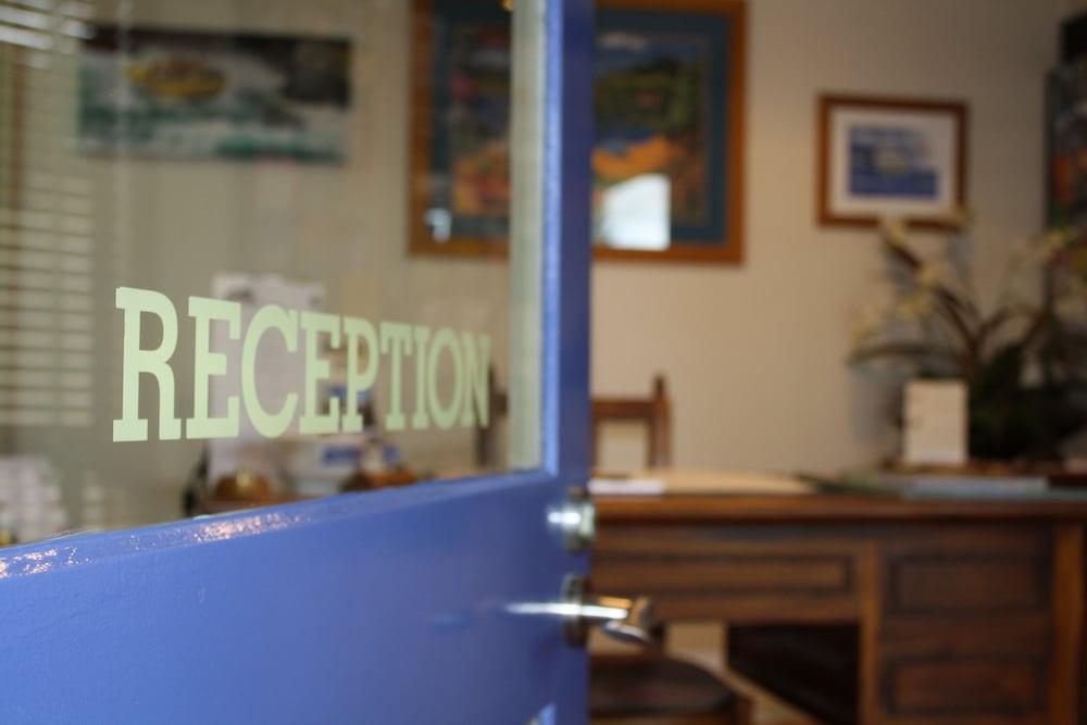 베이크레스트 로지(Baycrest Lodge) Hotel Image 20 - Reception