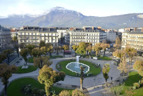 __{offers.Best_flights}__ Hôtel d'Angleterre Grenoble Hyper-Centre