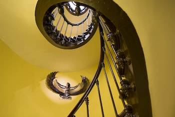 Hôtel Elysa-Luxembourg - Staircase  - #0