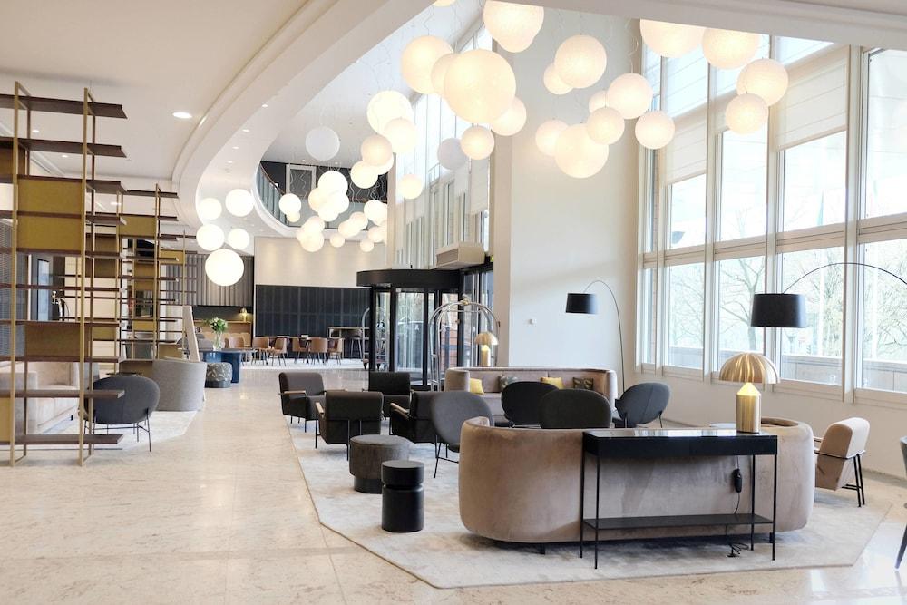 Hotel Marriott Lyon Cité Internationale