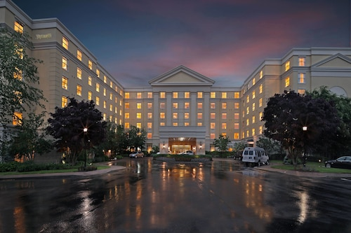 Mystic Marriott Hotel and Spa, New London