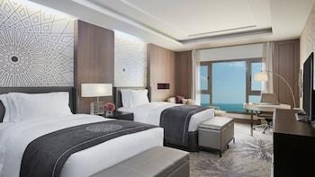 Club Room, 2 Twin Beds, Sea View