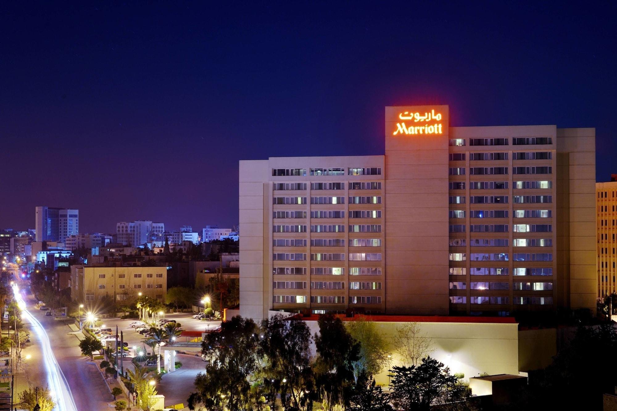 Amman Marriott Hotel, Wadi Essier
