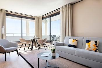 Suite, 1 Bedroom, Non Smoking, Sea View