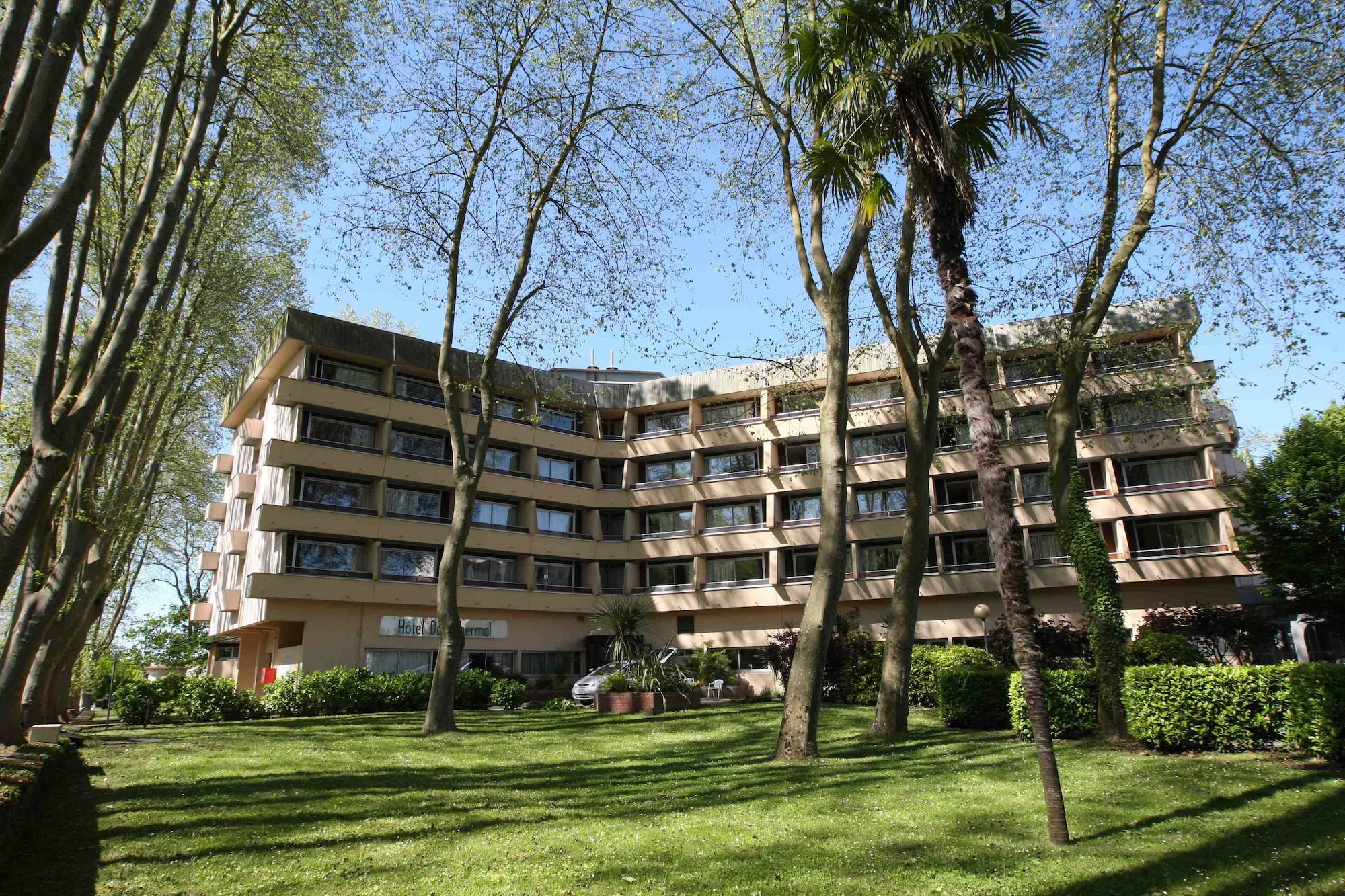 Dax Hôtel, Landes