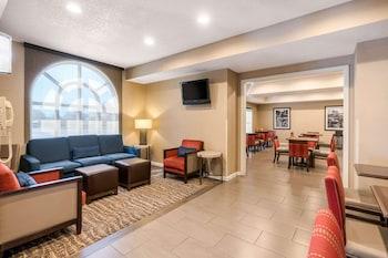 Hotel - Comfort Inn Lathrop - Stockton Airport