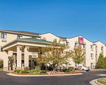 Hotel - Comfort Suites Auburn Hills