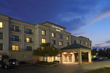 Hotel - Courtyard by Marriott Buffalo Amherst/University