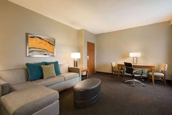 Suite, 2 Double Beds, Allergy Friendly, Corner (2 Rooms)