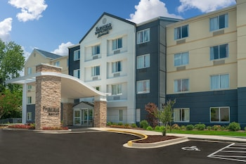 Hotel - Fairfield Inn & Suites Memphis I-240 & Perkins