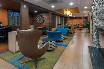 鹽湖城南費爾菲爾德萬豪飯店 Fairfield Inn By Marriott Salt Lake City South