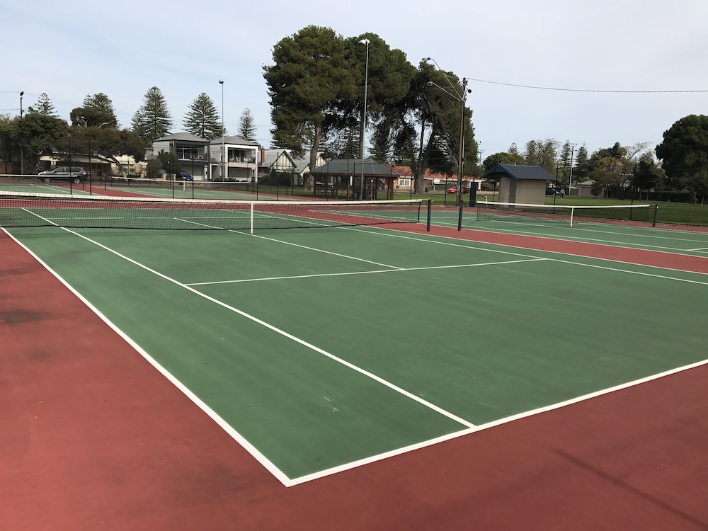 Tennis and Basketball Courts 63 of 101