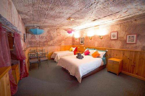 . Comfort Inn Coober Pedy Experience