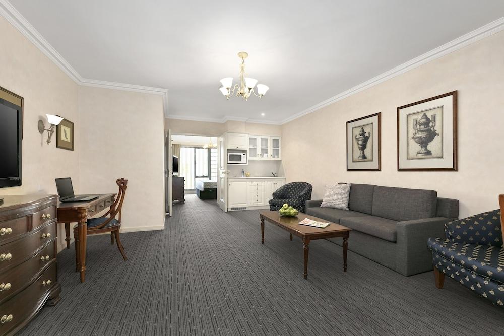 퀄리티 호텔 파크레이크 셰퍼턴(Quality Hotel Parklake Shepparton) Hotel Image 34 - Living Area