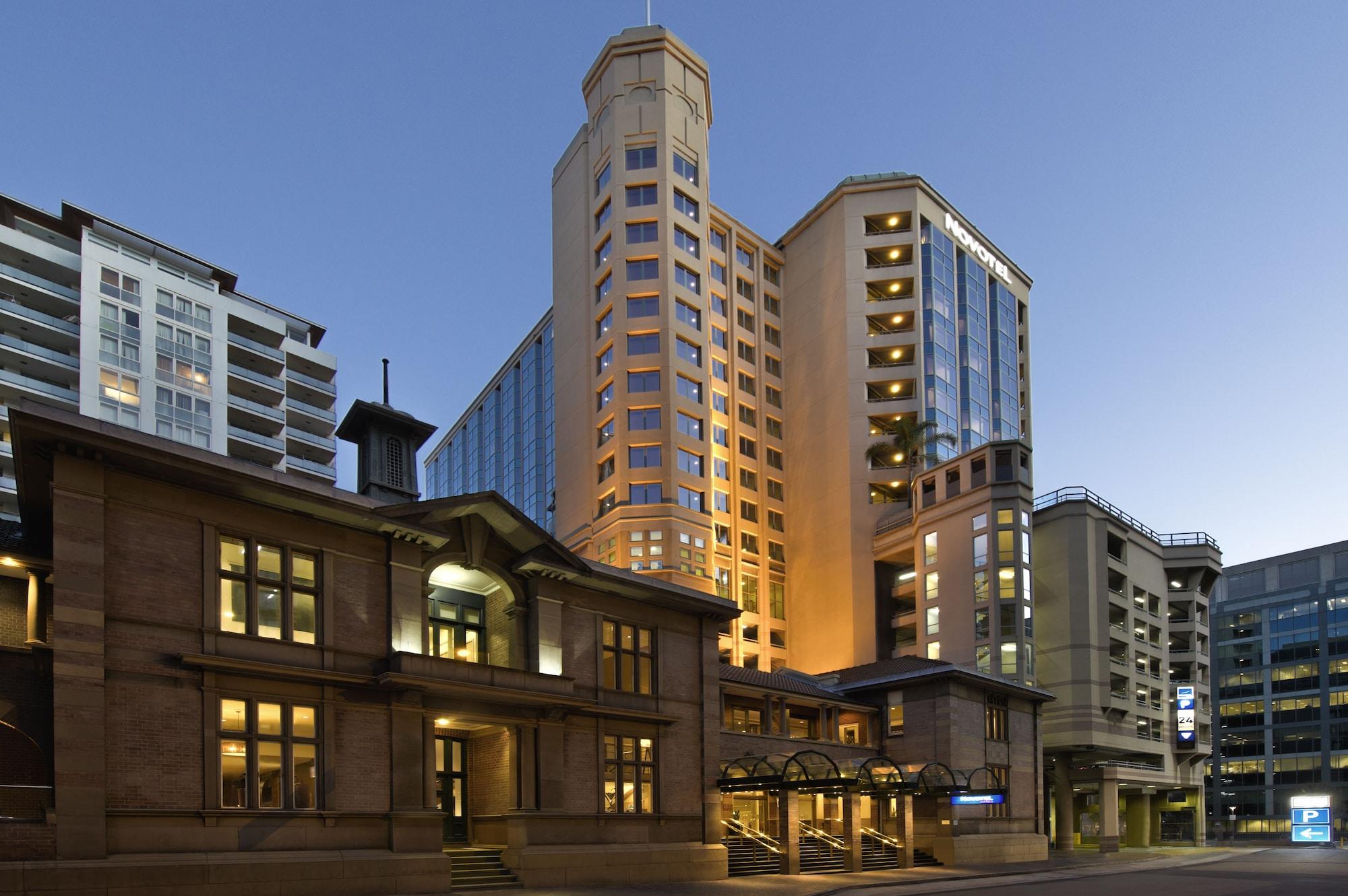 Novotel Sydney Central, Sydney