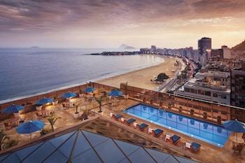 里約熱內盧 JW 萬豪飯店 JW Marriott Hotel Rio de Janeiro