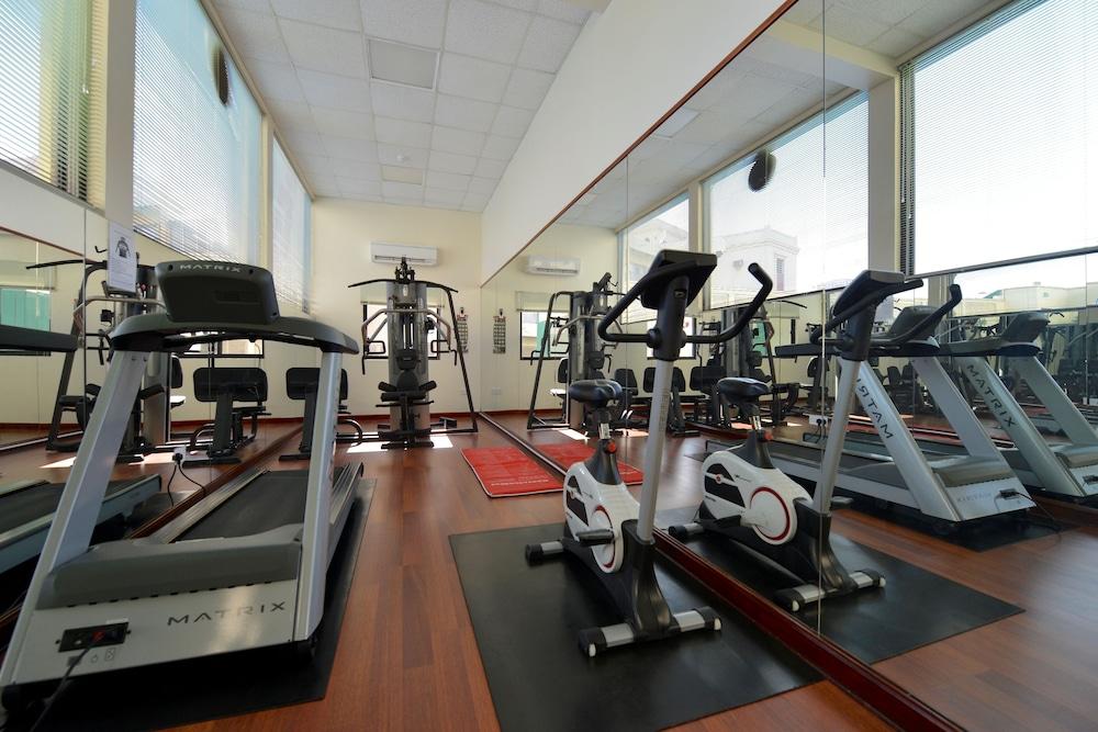 라마다 호텔 바레인(Ramada Hotel Bahrain) Hotel Image 21 - Fitness Facility
